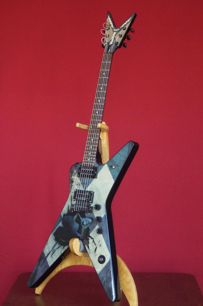 A Guitar Stand I Designed An Built Best Cad Tips