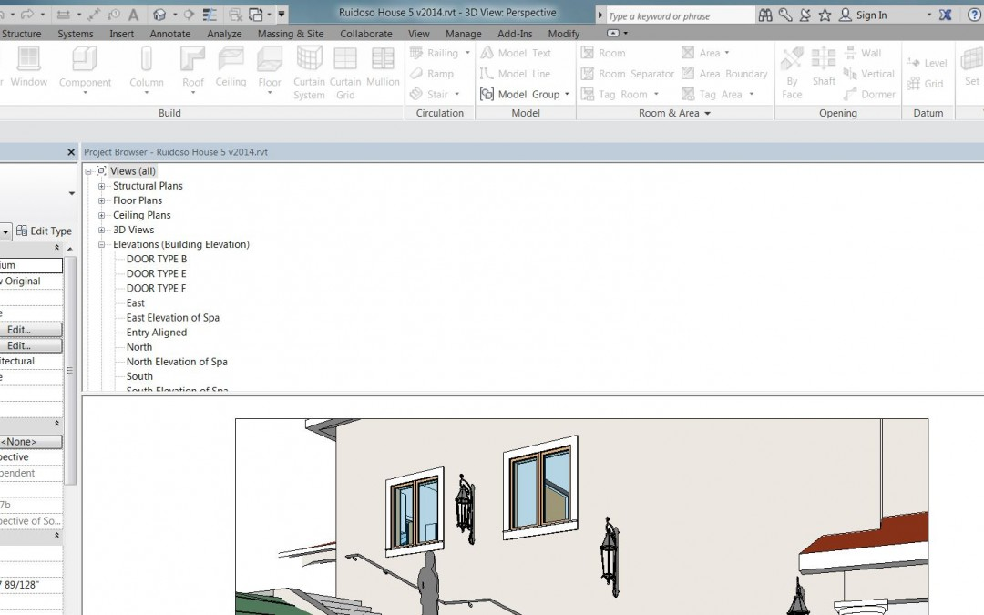Docking Dialog Boxes in Revit 2014