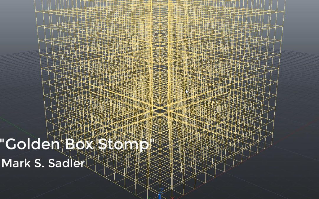 Enjoy the Golden Box Stomp