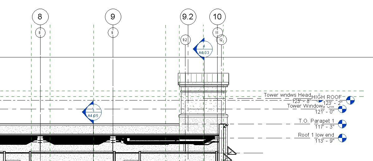 Drawing Lines In Revit : Hiding a linked model s levels and grids in revit best