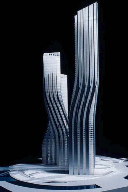 Hadid high rise complex