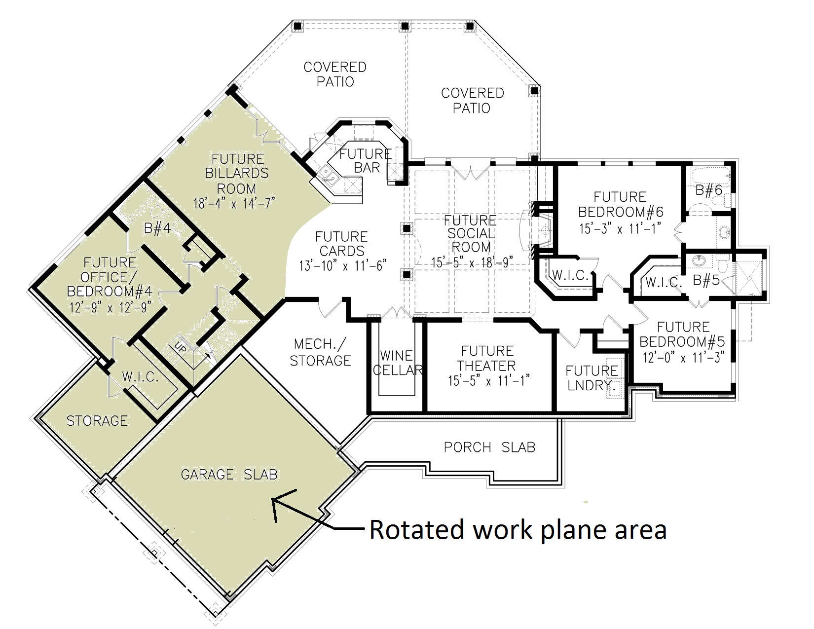 Using A Rotated Work Plane In Revit Best Cad Tips