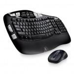 Logitech Keyboard mouse combo MK550